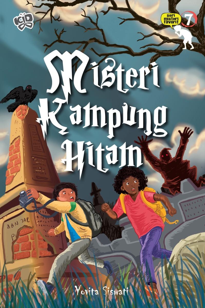 "Resensi ""Misteri Kampung Hitam"" di Website Si Kancil"