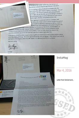 IBBY letter
