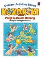 Koko Kiki Swimming