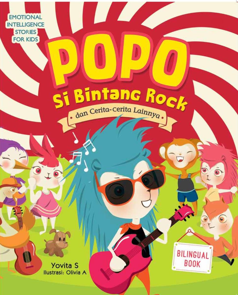 Popo Si Bintang Rock
